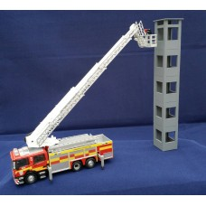 KS70-01-02: OO Scale Fire Station Training Tower
