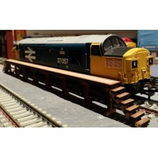 KS25-01-02: OO scale Carriage-Stabling Platform