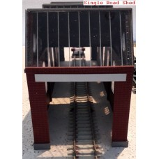 KIT01-03-02: OO Scale North Light Engine Shed or Bus Depot