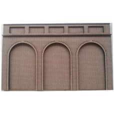 KIT02-01-02: OO Scale Support/Retaining Wall