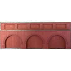 KIT02-02-02: OO Scale Support/Retaining Wall- small