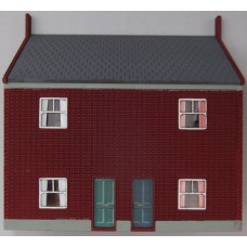 KS20-01-02: OO Scale Low Relief Cottage