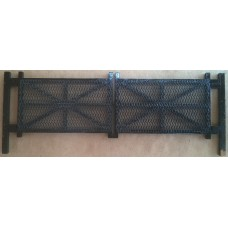 KS33-01-02: OO Scale Security Gates