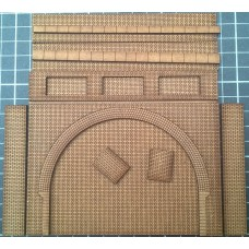 KS26-01-02: OO Scale Single Low Relief Arch