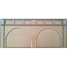 KS26-03-02: OO Scale Double Low Relief Arches