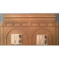 KS26-05-02: OO Scale Double Door Low Relief Arches