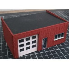 KS31-01-02: OO Scale Small Industrial Unit