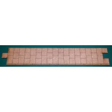 KS39-01-02: OO Scale Paving Long Straight