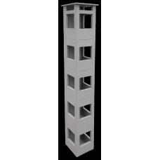 KS70-01-03: O Scale Fire Station Training Tower
