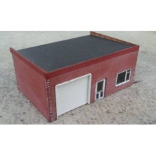 KS31: OO Scale Small Industrial Unit