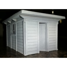 KS29-10-03 O Gauge Platelayers Hut