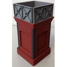 KS18-01-03: O Gauge Small Water Tower