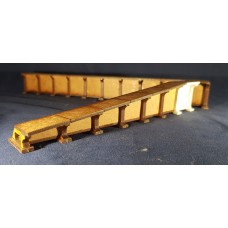 KS25-11-03: O Scale Station Platform Southern Concrete Ramp