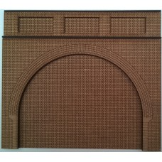 KS26-01-03: O Scale Single Low Relief Arch