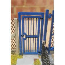 KS33-02-03: O Scale Single Metal Gate and Frame