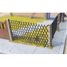 KS34-01-03: 3ft chain link fencing