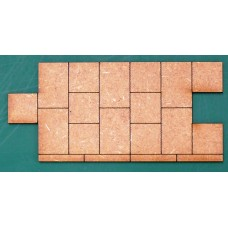 KS39-03-03: O Scale Paving Short Straight
