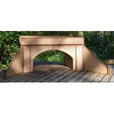KS44-05-03: O Scale Double Lane Bridge Kit