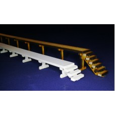 KS25-01-03: O Scale Carriage-Stabling Platform