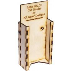 KS37-02: Lenz LH100 or LH101 Cab/Throttle Holder