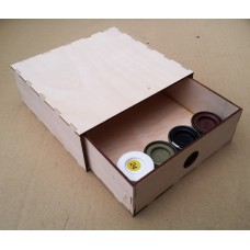 KS901-02: Single Drawer Storage Box