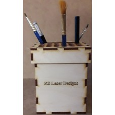 KS901-08: Paint Brush / Pencil Holder